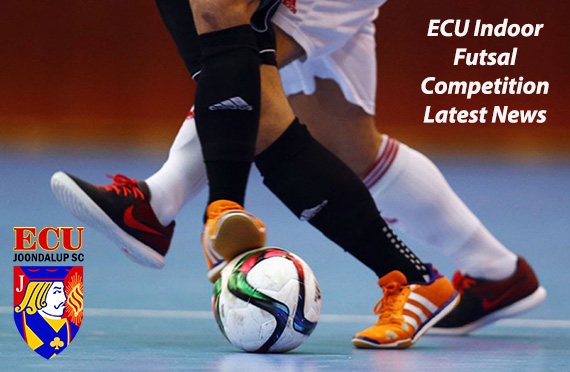 Mighty Mammoth wins the ECU Futsal competition