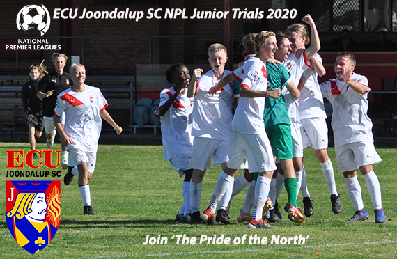 ECU Joondalup SC NPL Trial dates confirmed (Update)