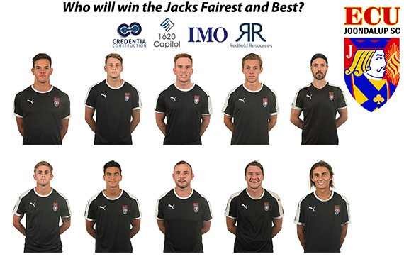 Who will win the Jacks F&B for 2019?