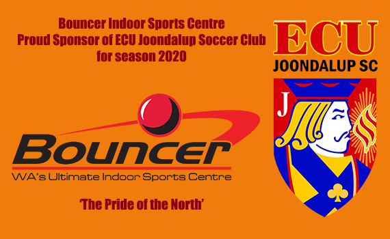 Bouncer Sports Centre Joondalup – New club sponsor for 2020