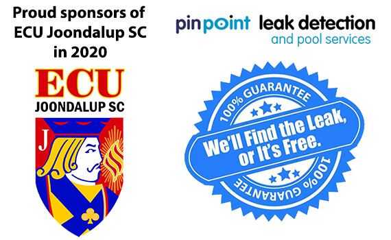 Pinpoint Leak Detection new club sponsor for 2020