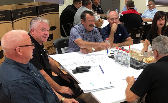 Clubs discuss future of NPL