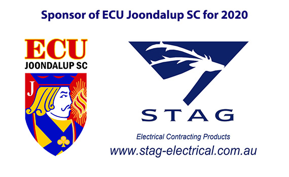 Stag Electrical continue sponsorship deal for 2020 season.