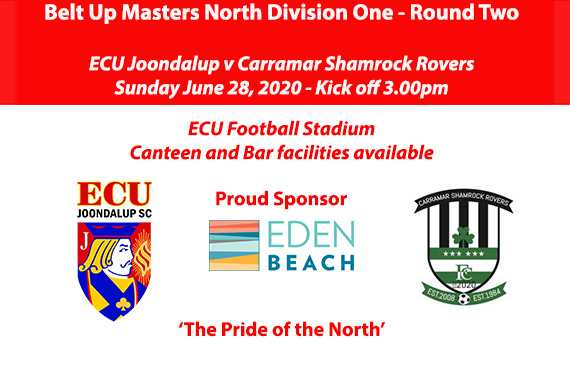 ECU Joondalup Masters head home in Week Two