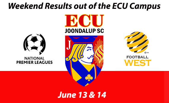 Weekend results out of the ECU Campus