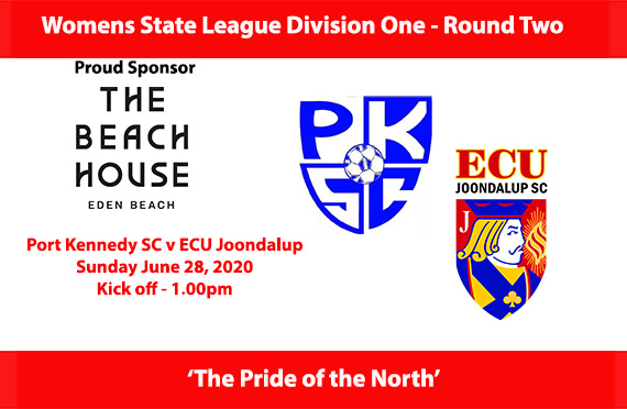 ECU Joondalup Women's team head to Port Kennedy in Round Two