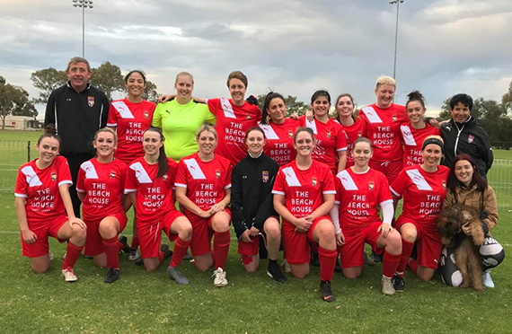 Historic first win for Jacks Women's