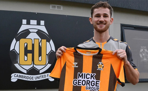 Iredale signs for U's