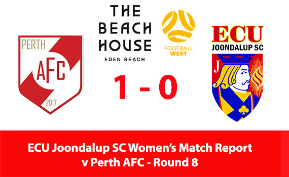 Jacks edged out by Perth AFC