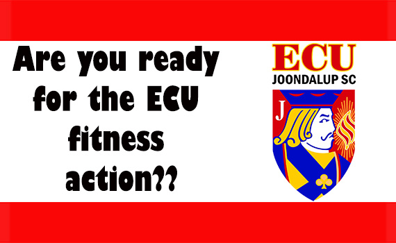 Are you ready for the ECU fitness action??
