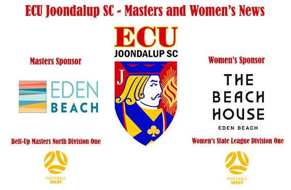 Mixed results for Jacks Women's and Masters sides