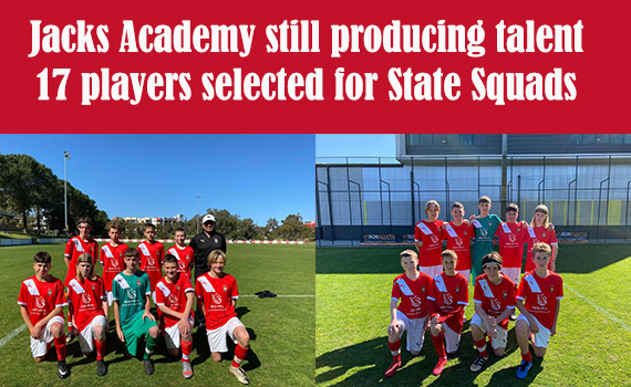 Jacks Academy still producing talent
