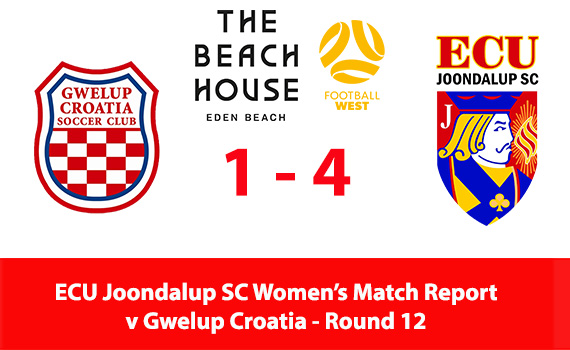 Jacks Women's side too strong for Gwelup