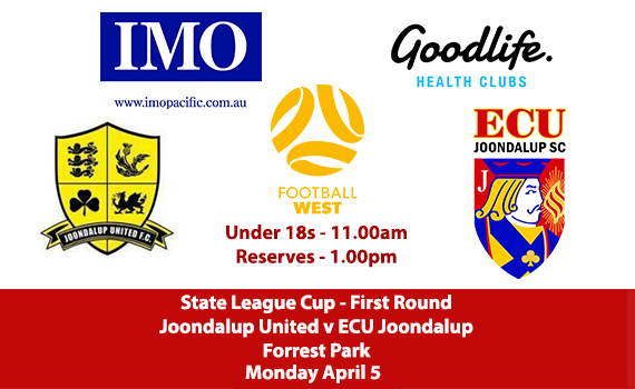 Jacks drawn away at Joondalup United in State League Cup