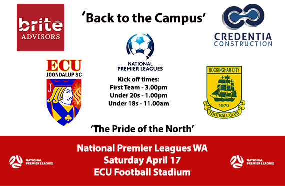 Jacks v Rockingham City NPLWA Preview