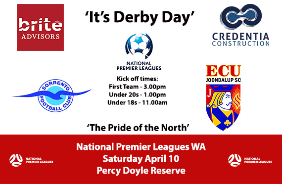 It's Derby Day for Jacks at Sorrento