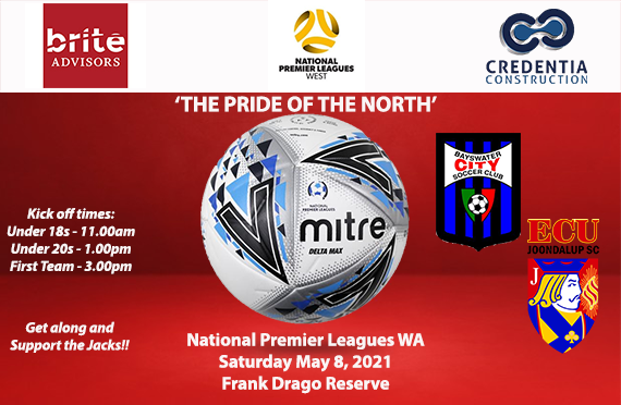 Jacks head to Bayswater in Rd 8 of NPLWA