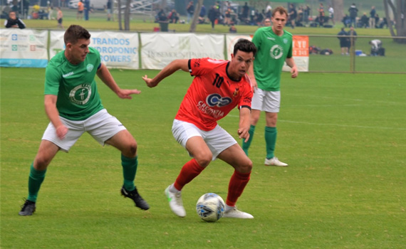 Jacks too strong for Olympic in FFA Cup