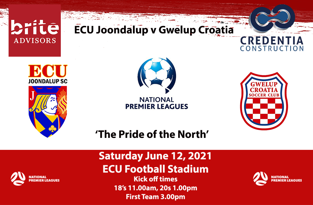 Jacks welcome Gwelup Croatia to the Campus on Saturday
