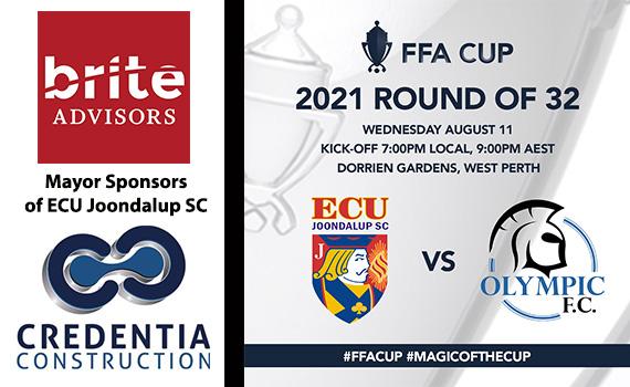 Date confirmed for FFA Cup Round of 32