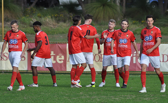 Jacks back in top four after beating Balcatta