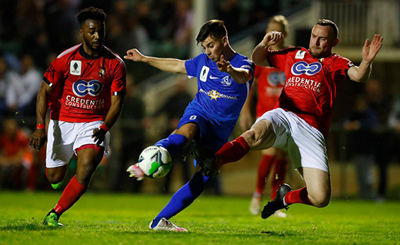 Jacks bow out of FFA Cup