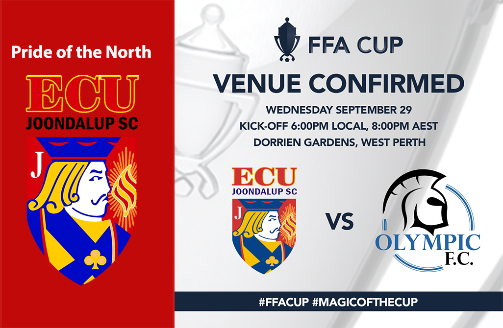 FFA Cup round of 32 game confirmed